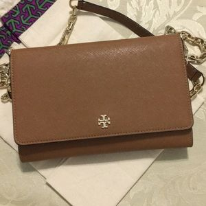 Tory Burch Robinson wallet crossbody